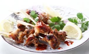 פרגיות בטריאקי (צילום: אפיק גבאי, אוכל טוב)