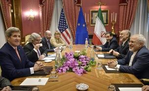 שיחות הגרעין בלוזאן (צילום: רויטרס)