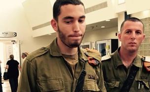 צפו: החייל משחזר