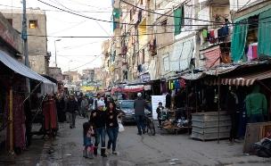 מחנה פליטים בלבנון, ארכיון (צילום: רויטרס)