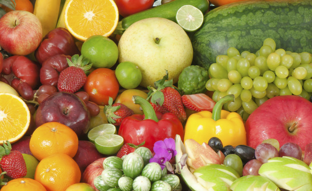 פירות (צילום: אימג'בנק / Thinkstock)