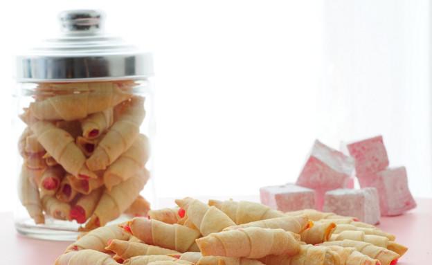 עוגיות רחת לוקום  (צילום: שרית נובק - מיס פטל, אוכל טוב)