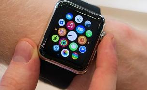 השעון החכם של אפל (צילום: רויטרס)