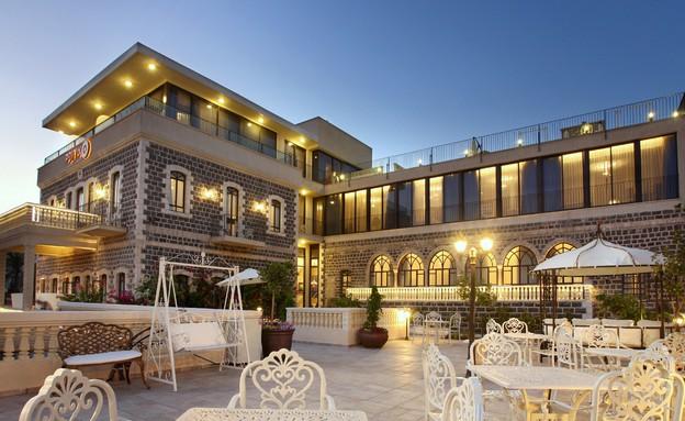 מלון אירופה, חוץ (צילום: גל פלוטניקוב)