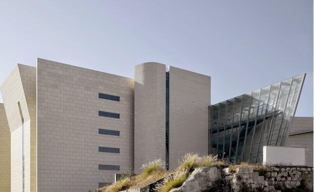 חיוטין אדריכלים, בית המשפט בחיפה. (צילום: ארדון בר חמא)
