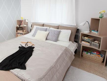 חדרי שינה 09, תכנון היררכי של החדר