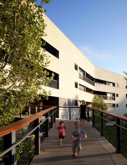 בר אוריין אדריכלים בשיתוף אדריכל גבי שוורץ. (צילום: עמית גירון)
