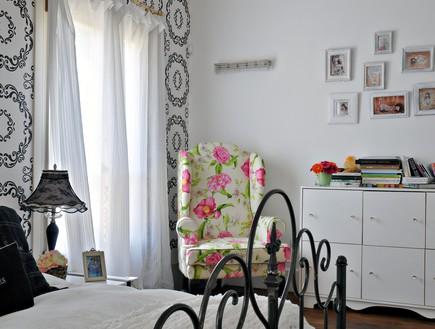 חדרי שינה 01, שילוב תמונות ודקורציה בהתאם לאופי הזוג