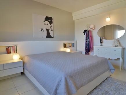 חדרי שינה 02, פתרונות אחסון קטנים ונוחים
