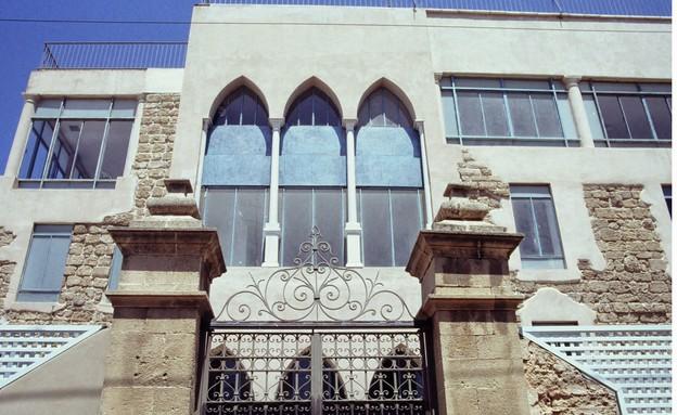 אילן פיבקו, בית הצדף. (צילום: לא ידוע)