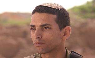סגן יאיר אלקלעי (צילום: שלום רופאייזן, עובדה)