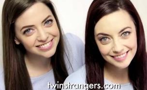 תאומות זרות (צילום: יוטיוב)