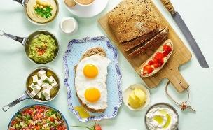 קפה גרג ארוחת בוקר (צילום: אלעד גוטמן,  יחסי ציבור )