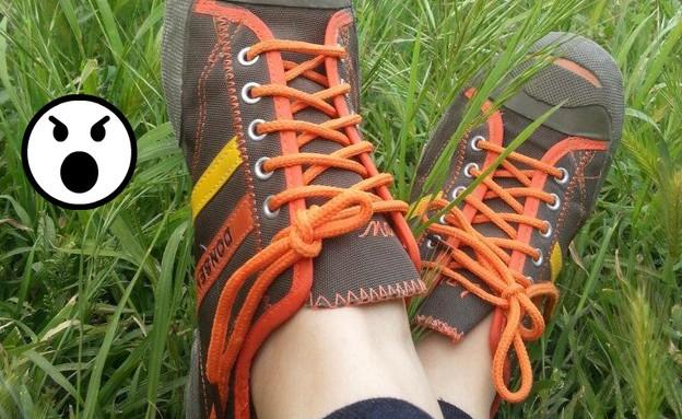 הנעליים של נועה