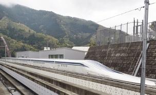 הרכבת המהירה בעולם (צילום: רויטרס)