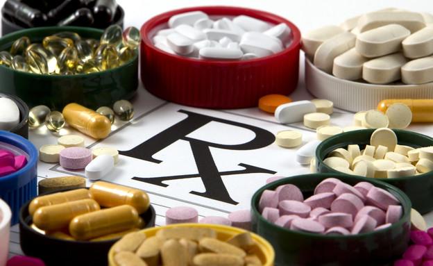 סוגי האנטיביוטיקה השונים (צילום: אימג'בנק / Thinkstock)