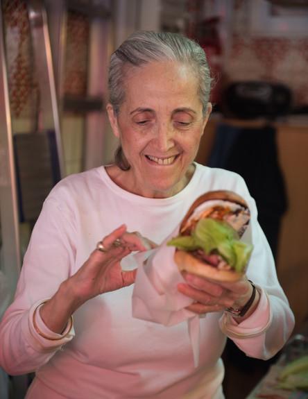 סנדוויץ' בר ברכה, חיפה