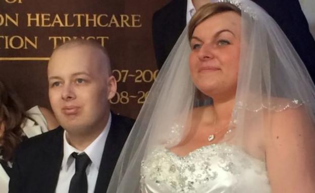 חתונה עם גוסס (צילום: catersnews)