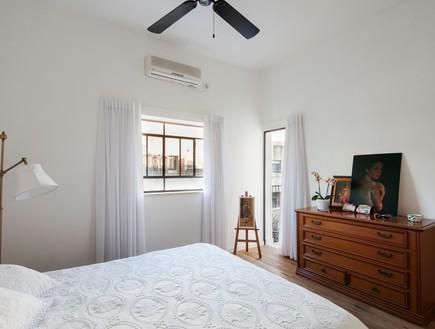 דירות רווקים 01, רק חדרי השינה והרחצה מופרדים