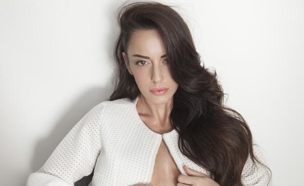 מאיה בוסקילה למגזין (צילום: דביר כחלון)