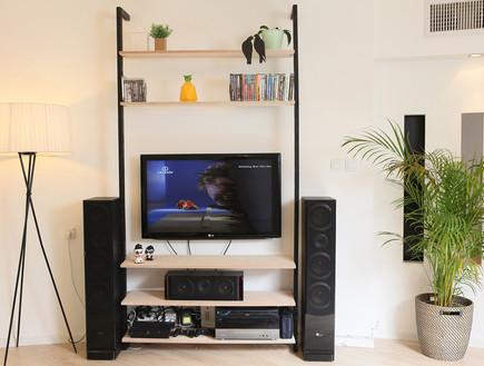 הדירה של ימית וישראל, טלוויזיה