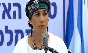 בת-גלים שער, אמו של גיל-עד (צילום: חדשות 2)