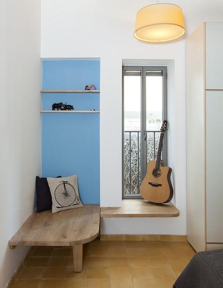 קרן אשד, חדר גובה  (צילום: הגר דופלט)