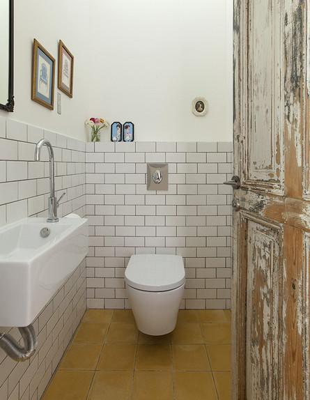 קרן אשד, אמבטיה גובה  (צילום: הגר דופלט)