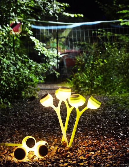 ריהוט חוץ איקאה, תאורה סולרית
