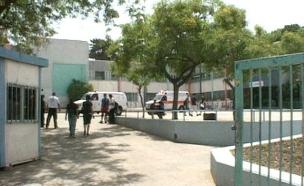 תלמיד תיכון נדקר בבית ספר, ארכיון (צילום: חדשות 2)