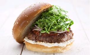 ארטבורגר חדש של מוזס (צילום: שי בן אפרים,  יחסי ציבור )