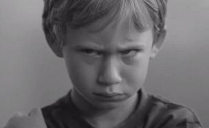 ילד כועס - התקף זעם (צילום: יוטיוב)