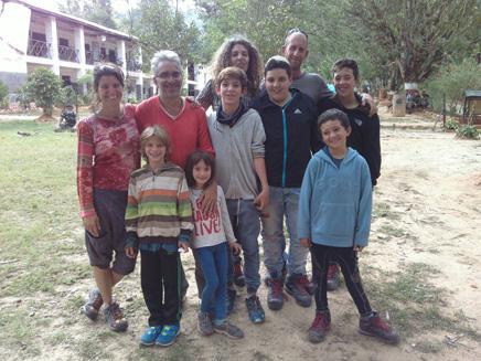 משפחת פרי-מלכא