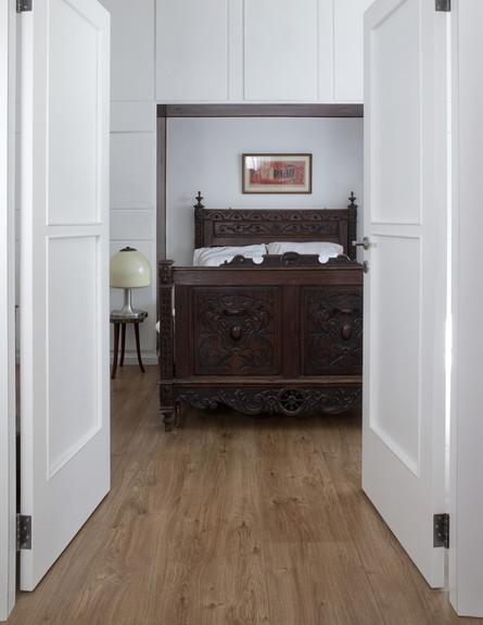 תמי פמפנל, חדר שינה, גובה (צילום: הגר דופלט )