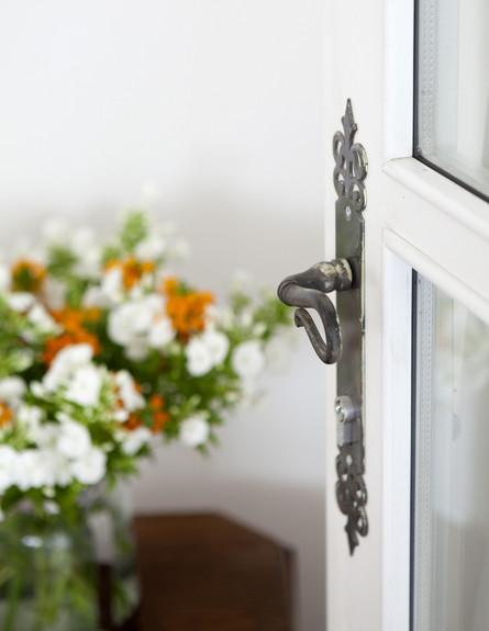 תמי פמפנל, ידית דלת עתיקה, גובה (צילום: הגר דופלט )