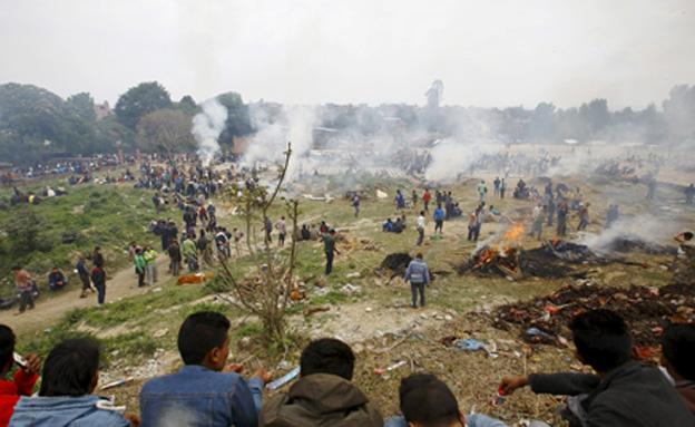תשעה ישראלים עדיין לא אותרו בנפאל