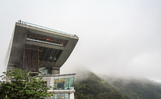 נופים, הונג קונג (צילום: Thinkstock)