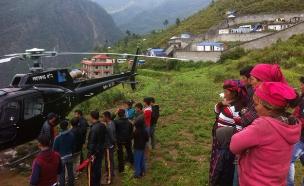 מאמצי החילוץ וההצלה בנפאל נמשכים