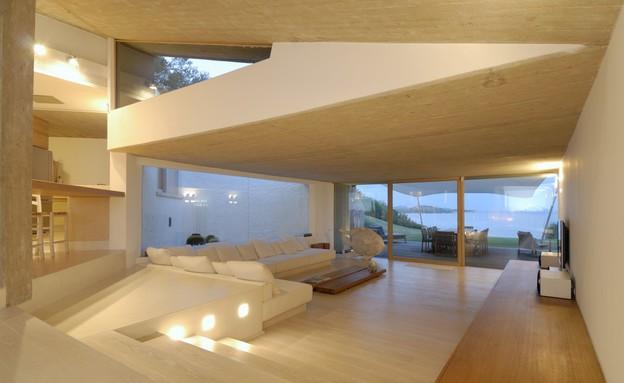 בית בסרדיניה (צילום: Alessandro Gadotti)