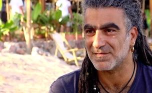 מוש בן ארי חוף ים אילת (צילום: חדשות 2)