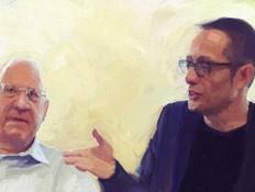 רובי ריבלין וארז טל - ברוורס (צילום: אינסטגרם, קשת)