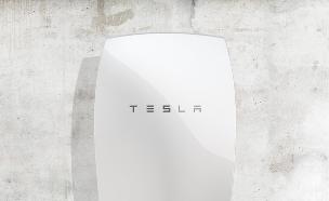 סוללה לבית של טסלה (צילום: Tesla)