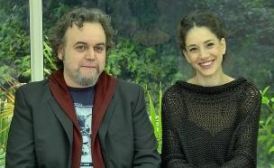 ראיון עם דנה עדיני ודניאל סלומון (צילום: מתוך אנשים, שידורי קשת)