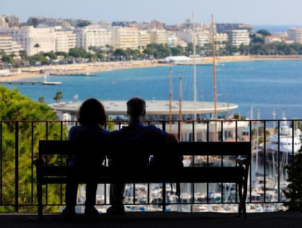 נקודת התצפית הטובה בעיר (צילום: לשכת התיירות של קאן)