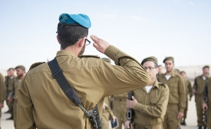 """תותחנים (צילום: דובר צה""""ל, באדיבות גרעיני החיילים)"""
