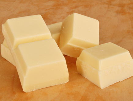 שמן קוקוס,  שוקולד לבן (צילום: Zoonar RF, Thinkstock)