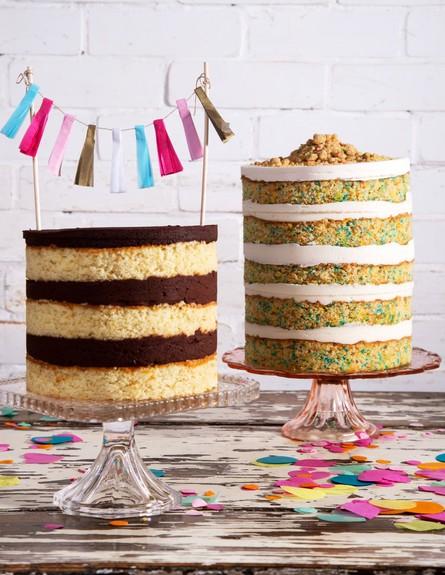 נולה עוגות שכבות דיזנגוף (צילום: שרית גופן,  יחסי ציבור )