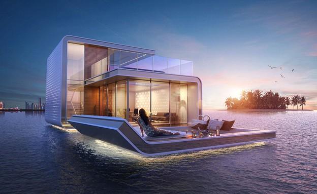 בתי סירה תת מימיים 2 (צילום: splash news - Kleindienst Group)
