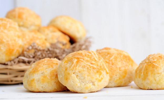 לחמניות גבינה ללא שמרים (צילום: שרית נובק - מיס פטל, אוכל טוב)