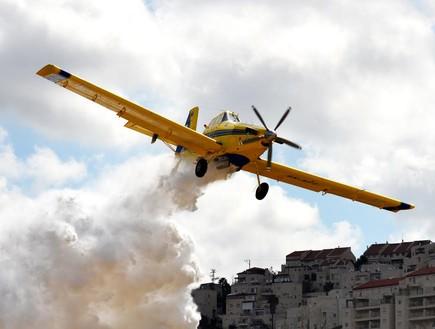 טייסת הכיבוי של חיל האוויר